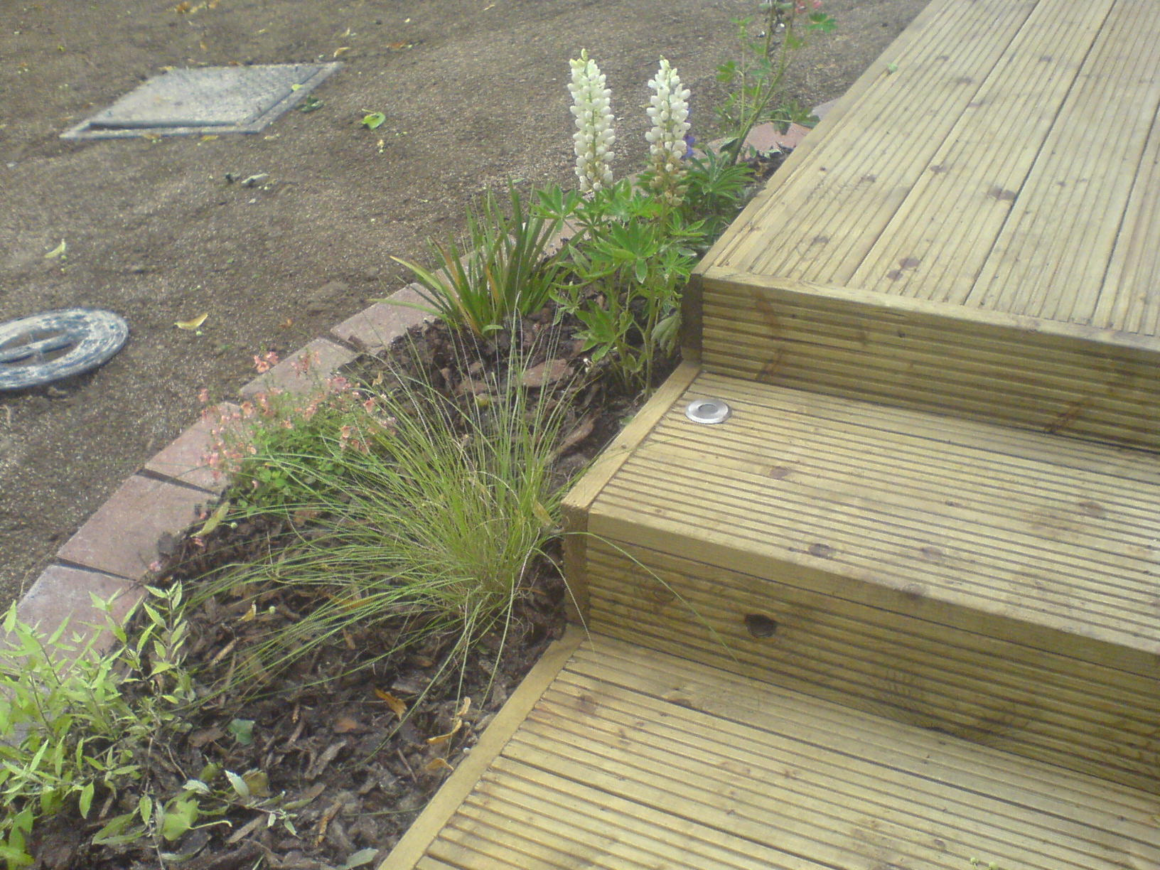 View pictures and photos for alan bourke landscaping lt lt for Garden decking kildare