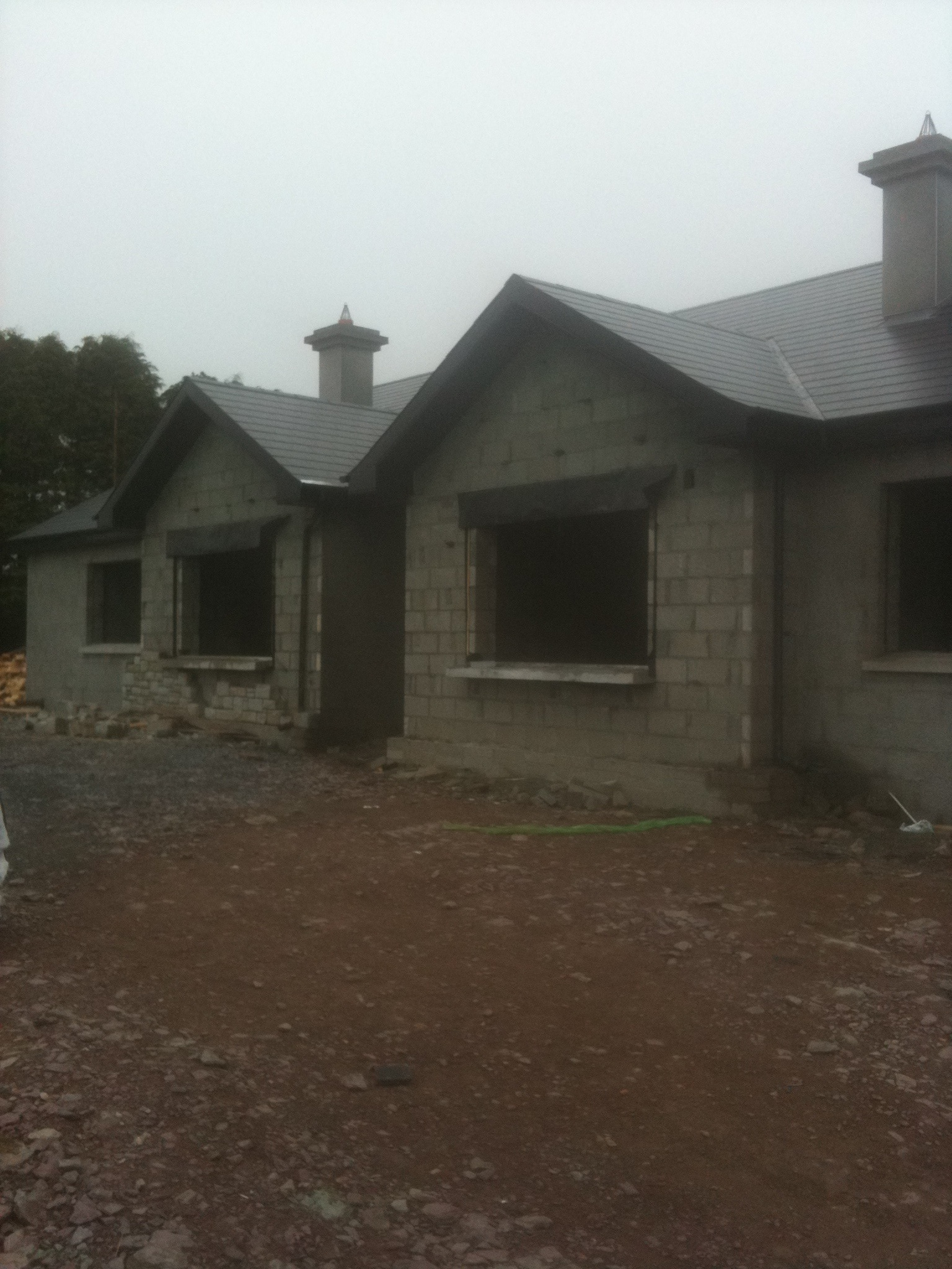Black Fascia House Contemporary Exteriors Farmhouse: View Pictures And Photos For East Cork Gutters Lt;lt