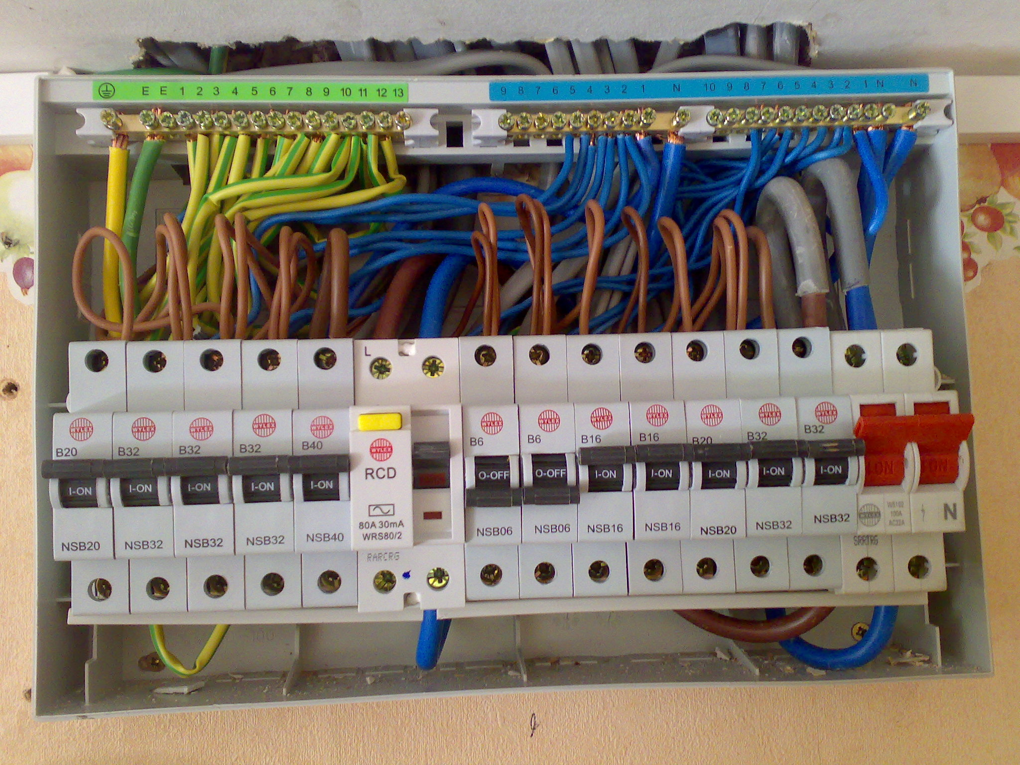 View Pictures And Photos For Anelectrical Services Ltlt Watch The Change Fuse In Breaker Box Board Upgrades