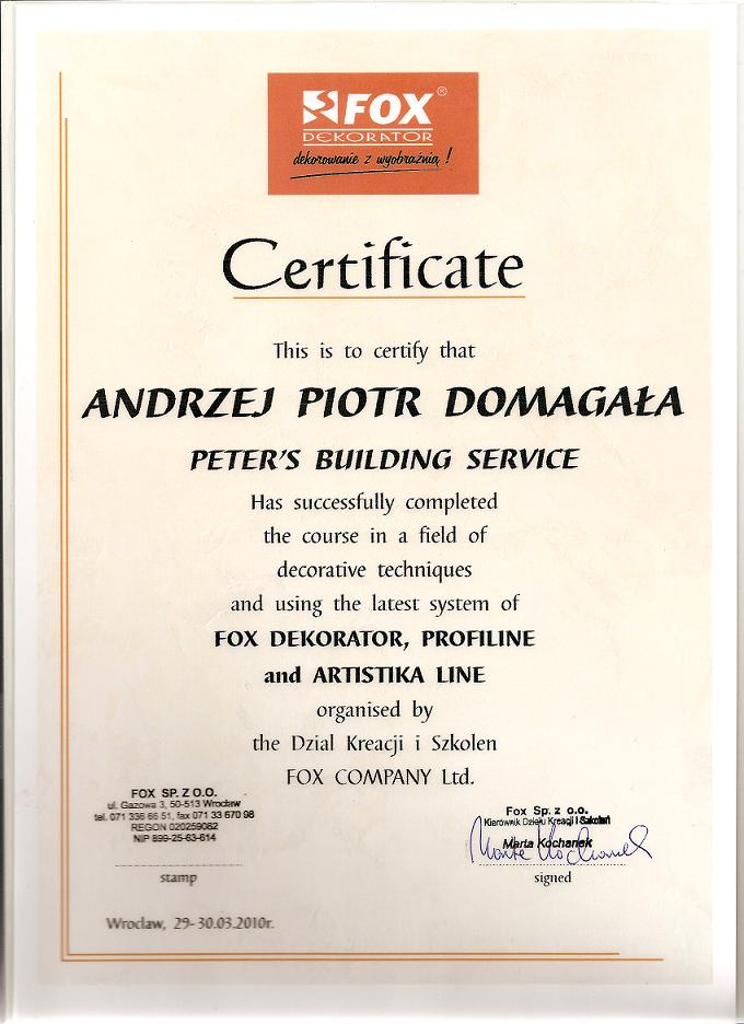 Certificate Of Interior Design View Pictures And Photos For Peters Building Services & Perfect .