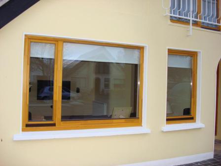 EXTERIOR - WINDOW