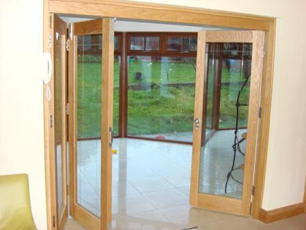 PARTITION DOORS - EXTENSION