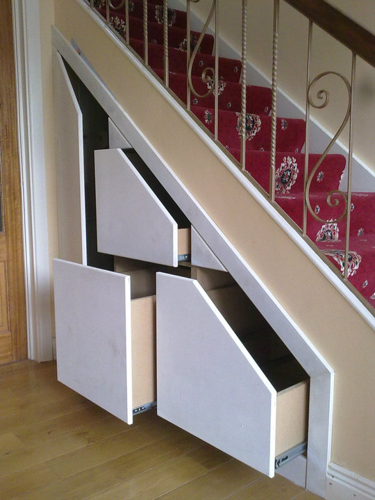View pictures and photos for vkcarpentry vkcarpentry is an for Understairs storage