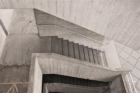 Concrete Stairs Shaft, Cork City.