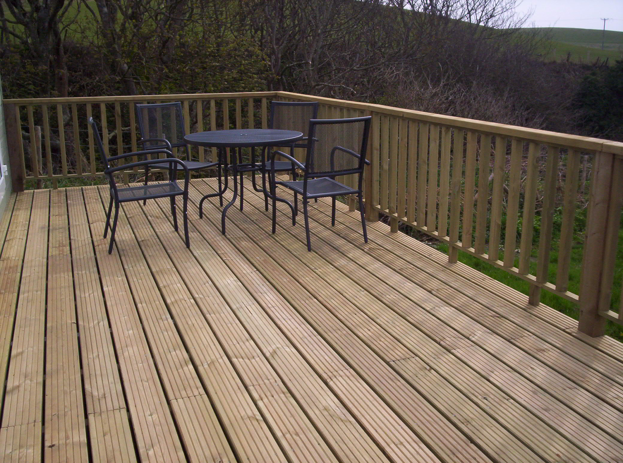 Finished Deck 1