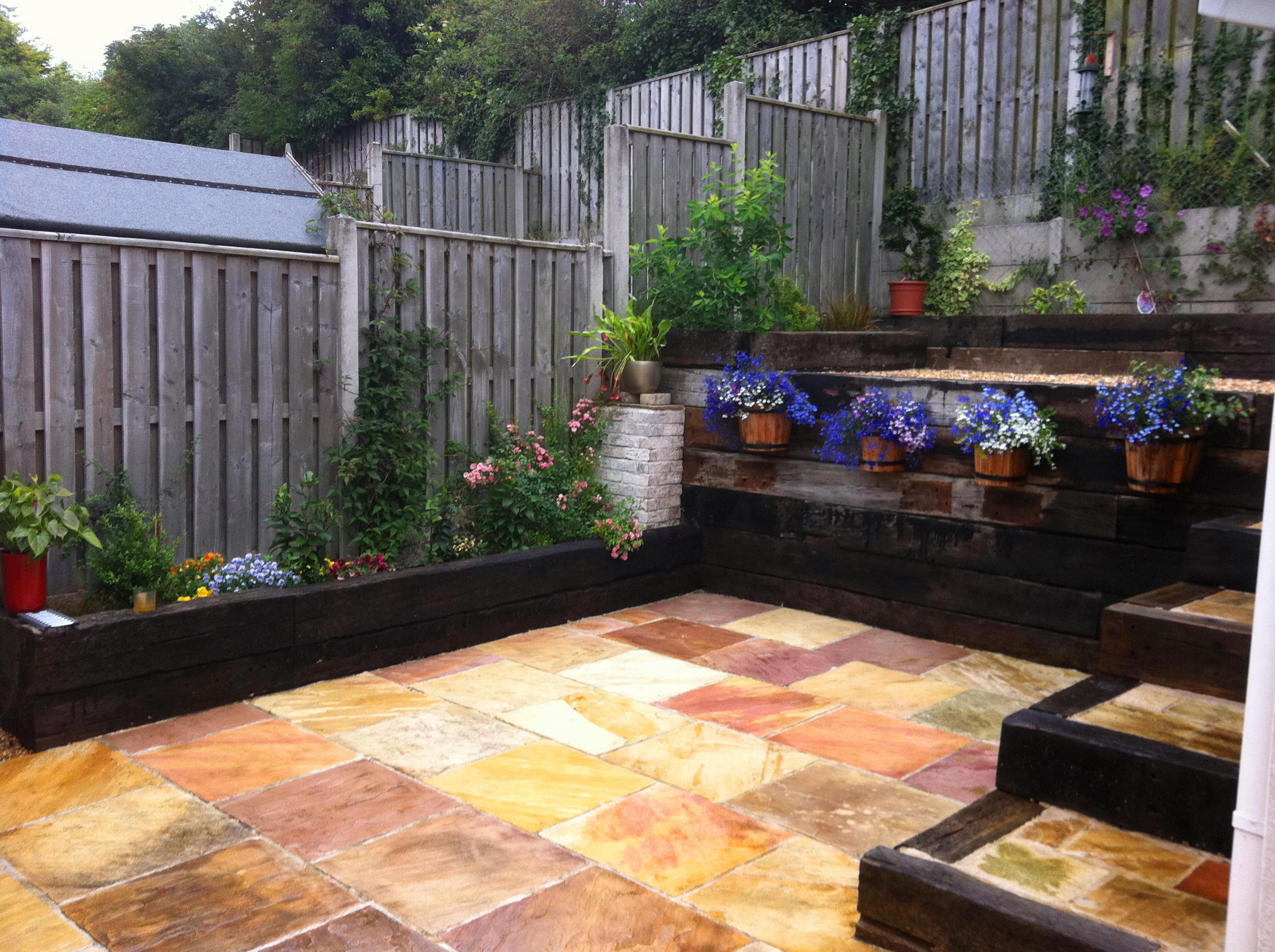 LANDSCAPE GARDENING...