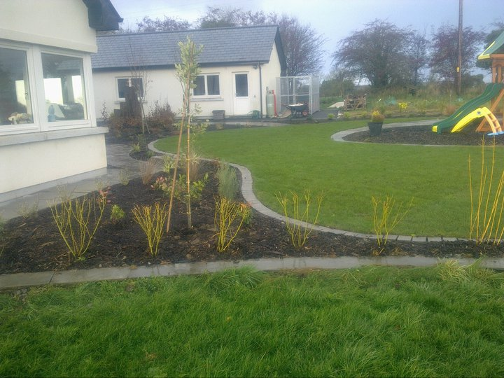 View pictures and photos for grow and glow landscaping for Garden design kildare