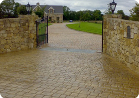 All types of groundworks,imprint concrete,paving,kerbing,landscaping