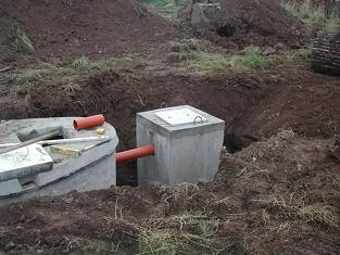 Septic tanks supplied, and upgraded,perculation areas upgraded,sewer cctv
