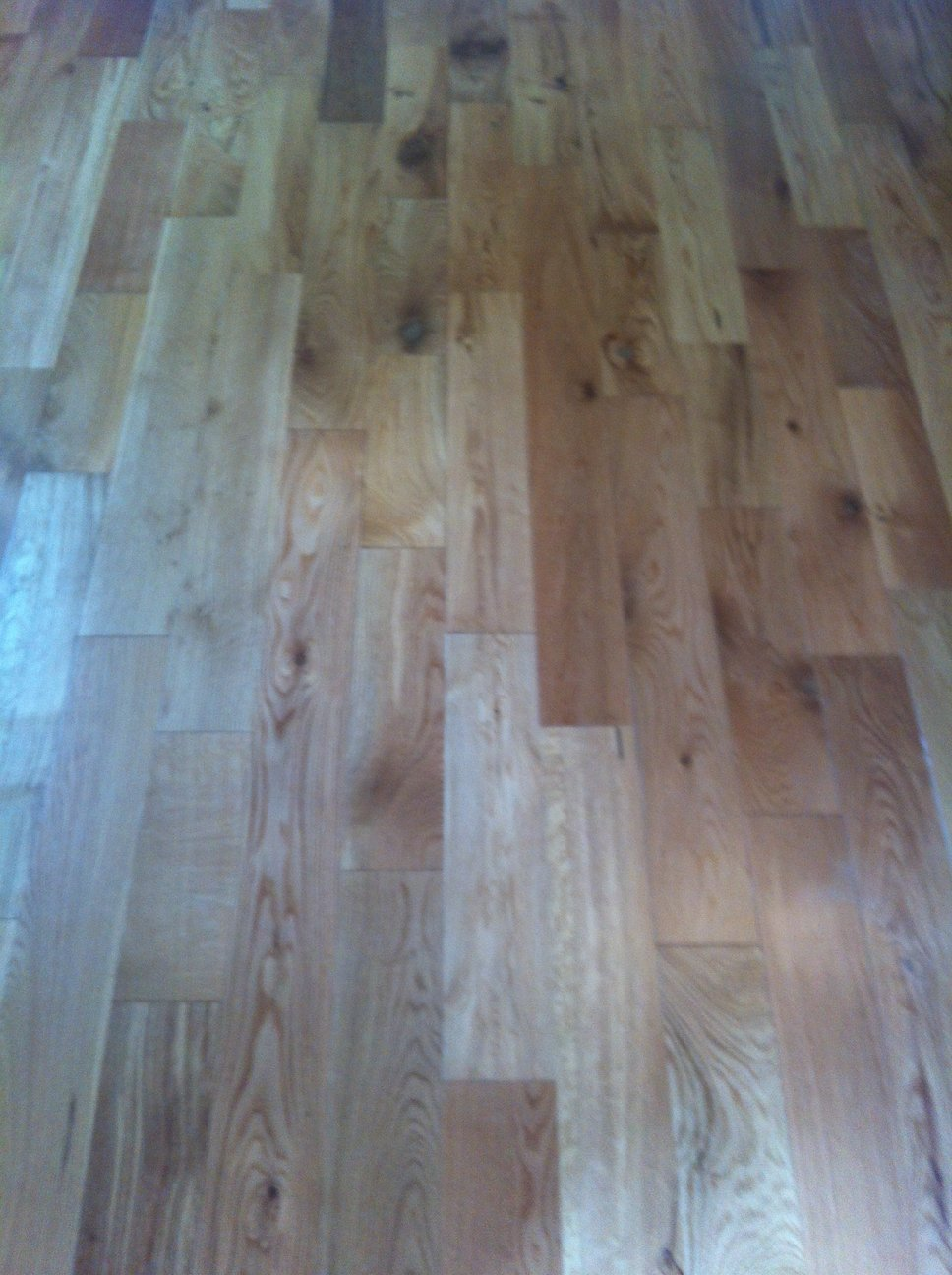 Canadia Semi Solid Oak Flooring Ed For Customer In Castleknock Reynoldscarpentry 0868979382