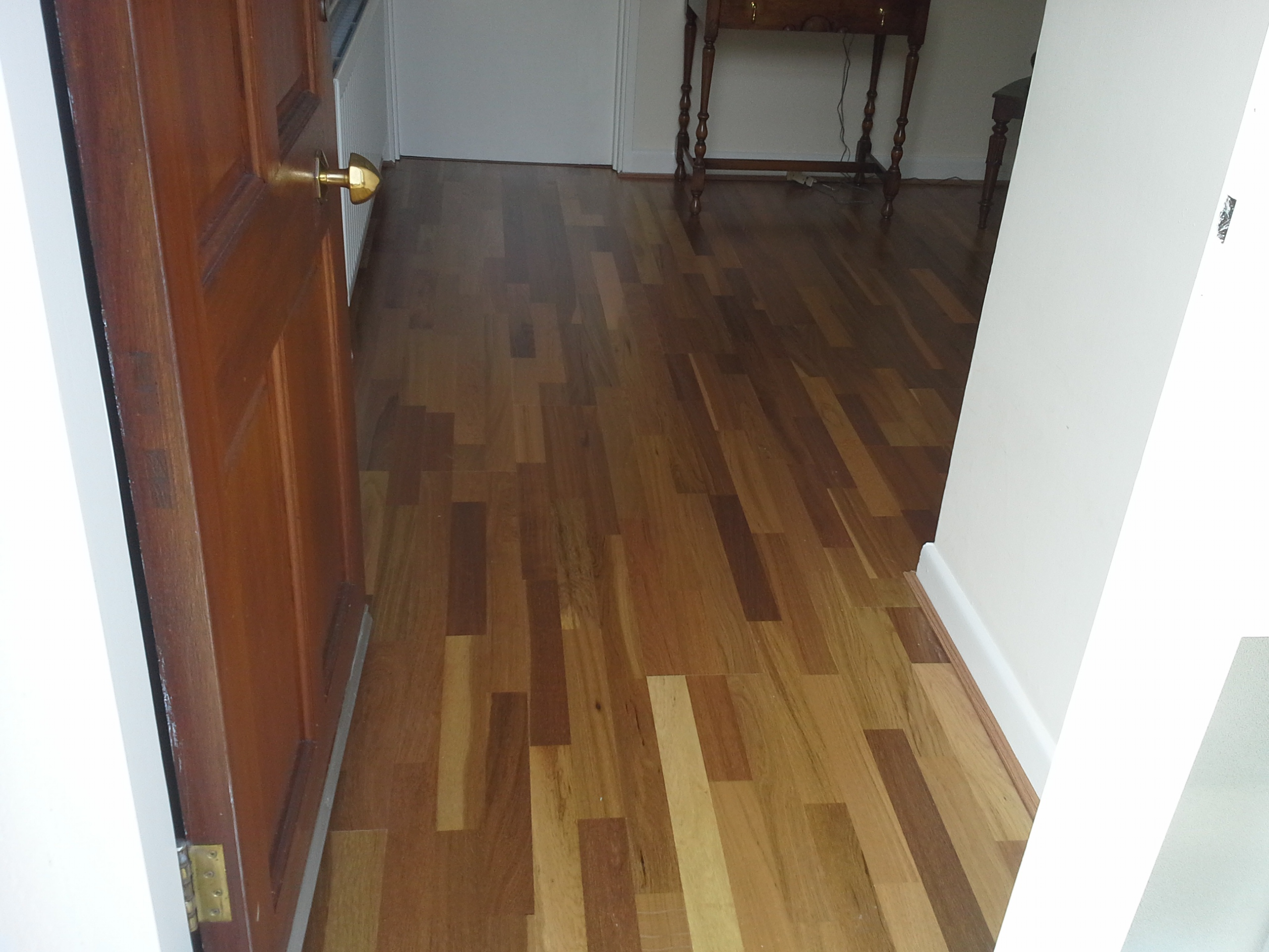 A semi solid floor i completed recently.