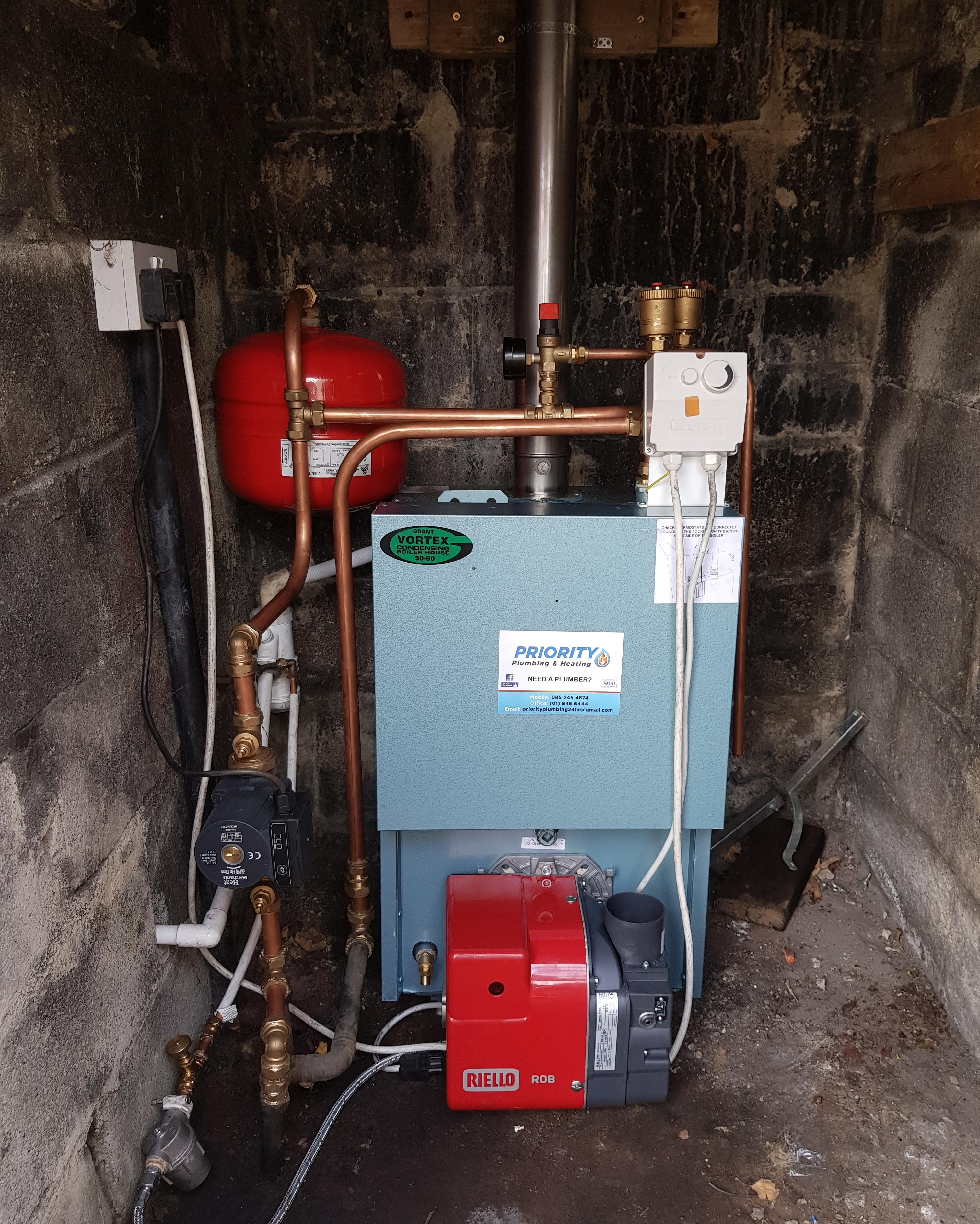 View Pictures and Photos For Priority plumbing and heating Welcome ...