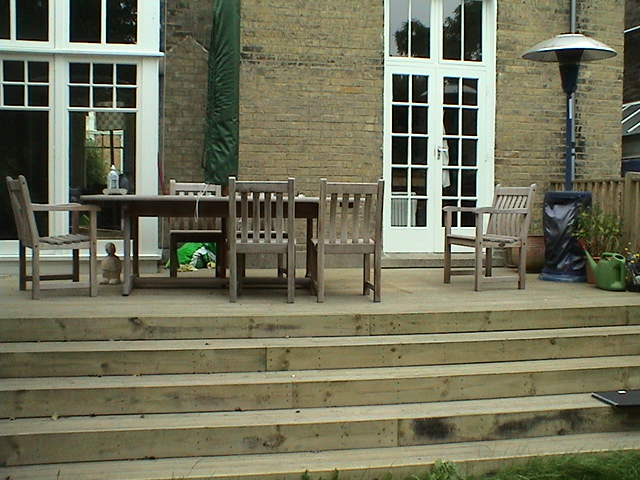 this is a patio I did for Mr Smith