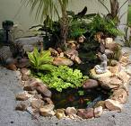 This is a pond I installed for a customer in Dublin 24