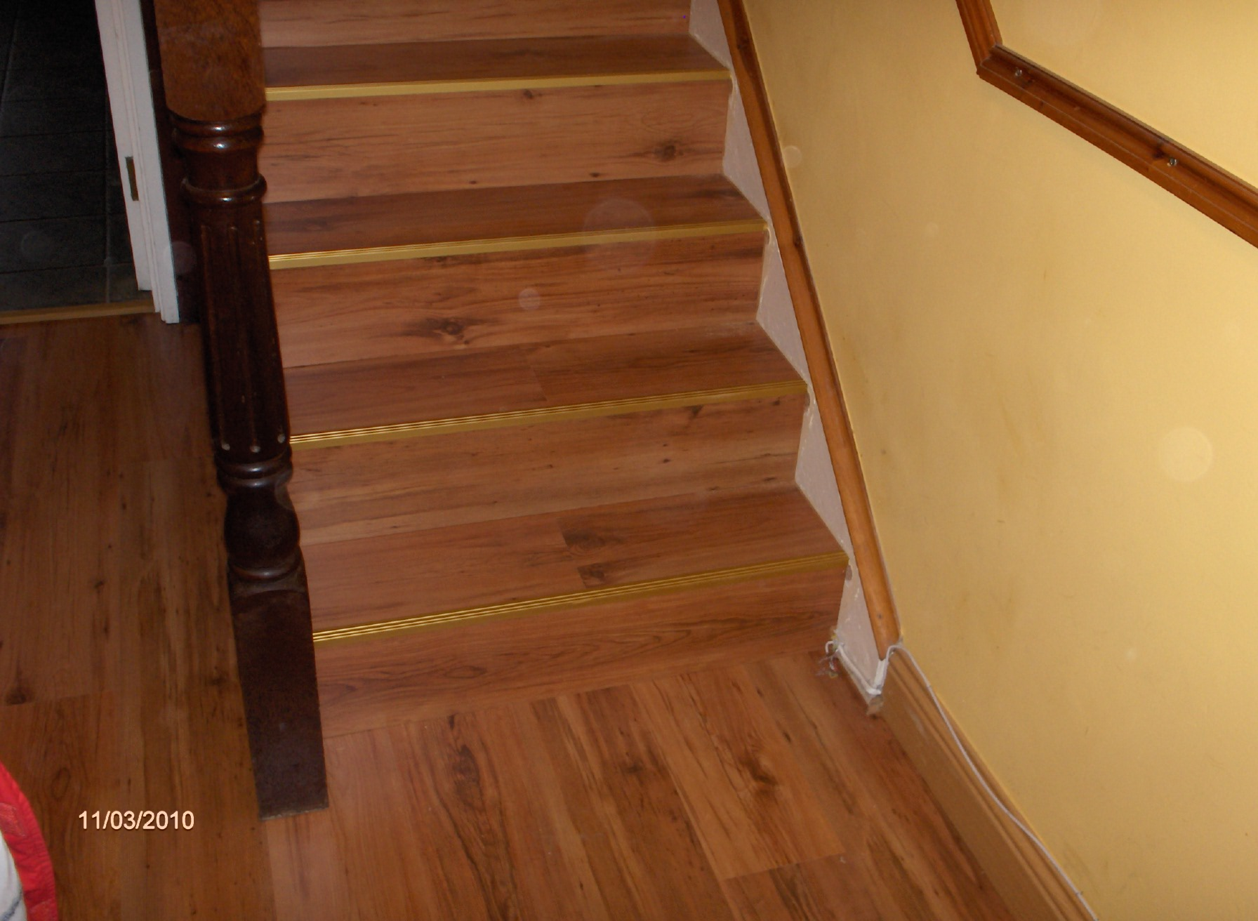 watch youtube flooring laminate step quick stairs on floors