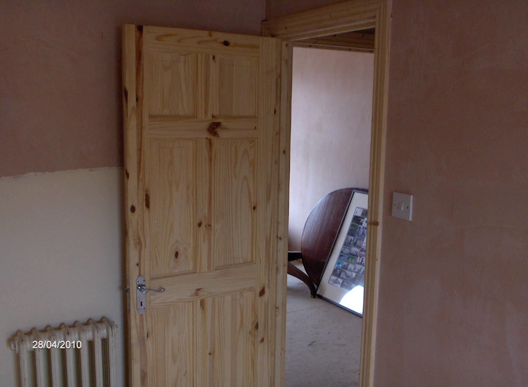 new pine doors