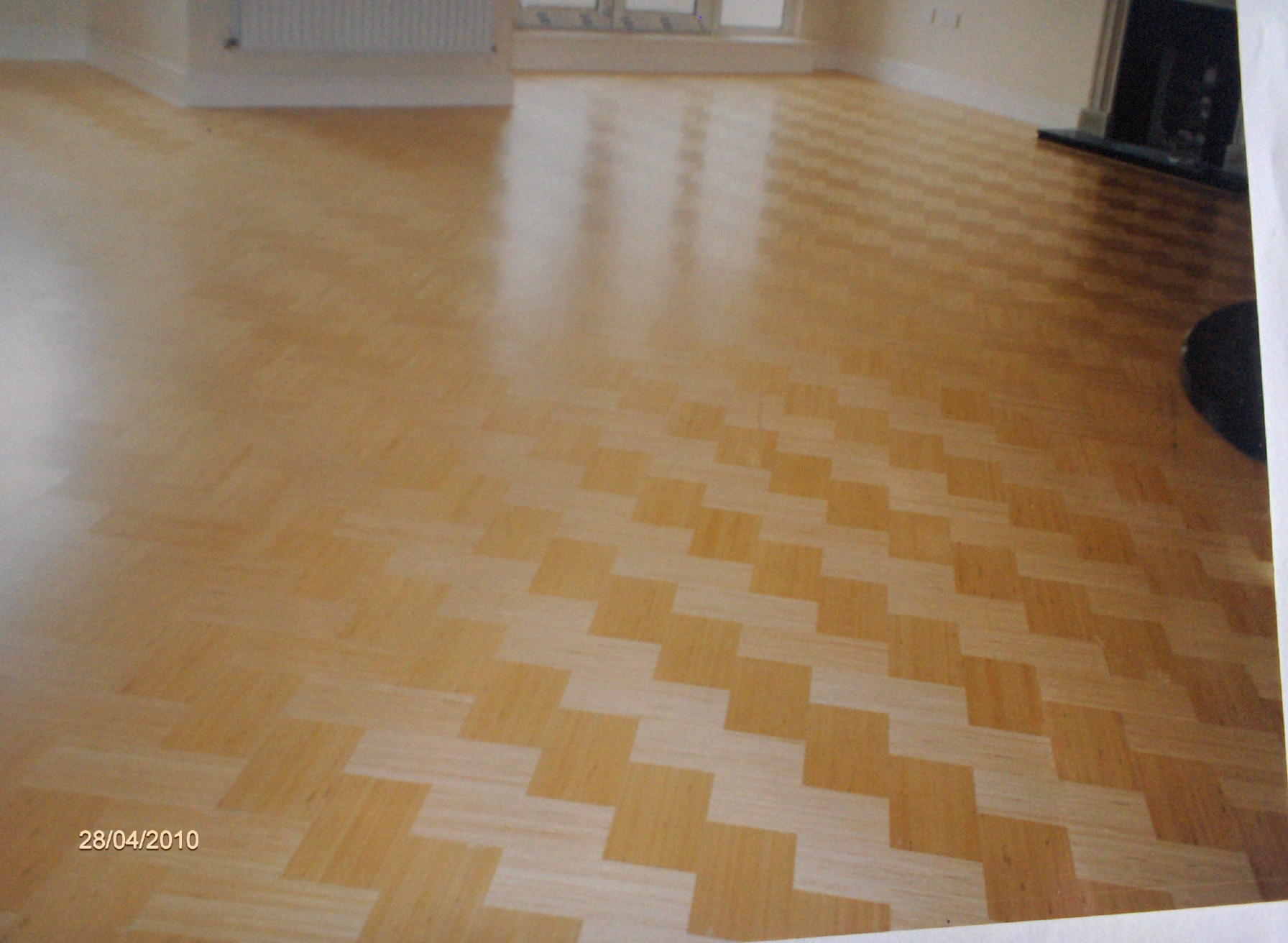 bamboo flooring fitted in showhouse woodford mount merrion dublin for Jackson homes.