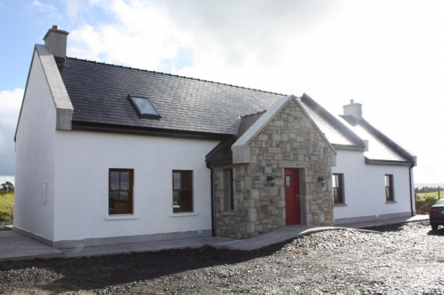 Small cottage house plans ireland for Irish farmhouse plans