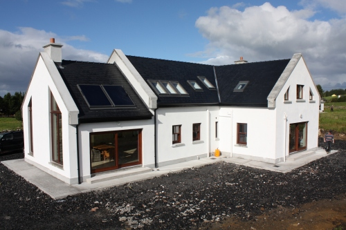 View pictures and photos for mark stephens architects for Bungalow plans ireland