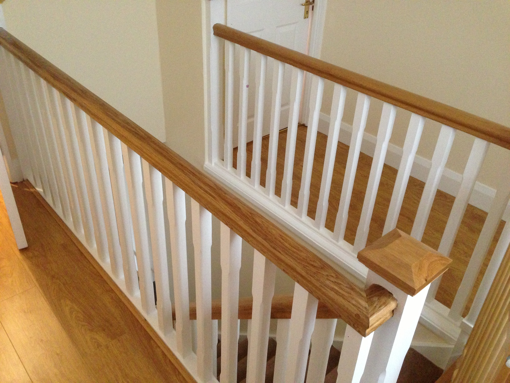 Image Gallery Handrail And Spindles