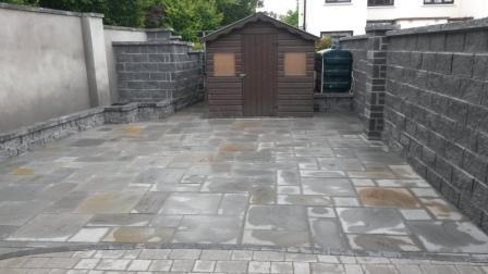 Kandla Grey Sandstone,Ashford Block walling, Connemara Walling.