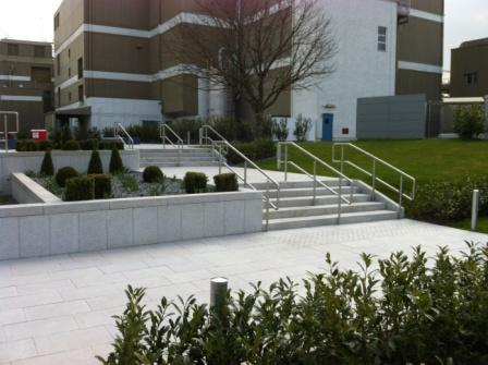 CANTERRA FLAGS / GRANITE KERBS