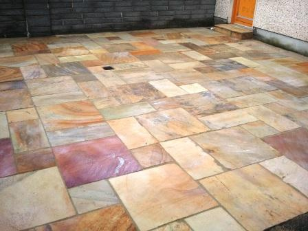 NATURAL TINTED MINT SANDSTONE