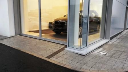 Sienna silver & Country Kerb