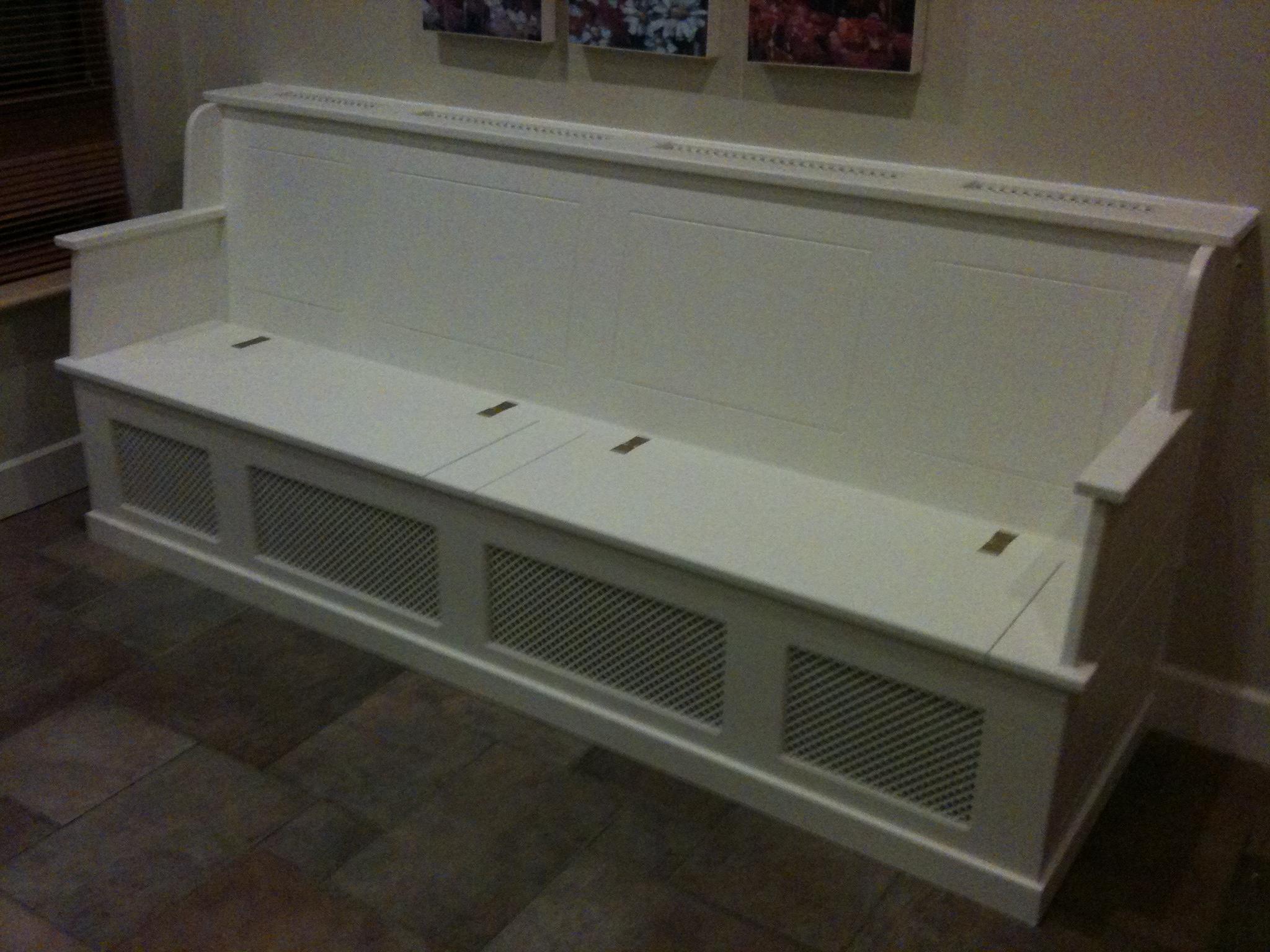 Radiator Bench Cover 28 Images Lakota Custom Designs Custom Solid Wood Furniture All
